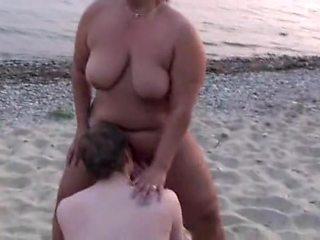 beach sex cuckold