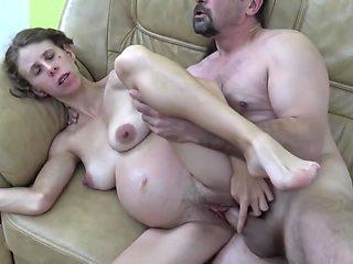 Daddy Bangs Pregnant Daughter (2)