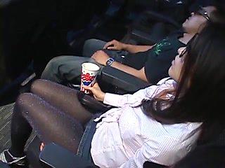 at 3D Cinema