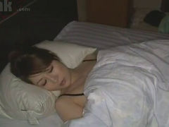 Sleeping Step Mom Gets Late Night Visit From Her Step Son