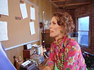Kay Parker – quick fuck in the office