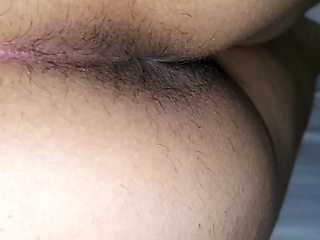 She really wanted anal and she cum alot!
