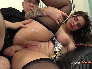 Chubby Girl Fucked