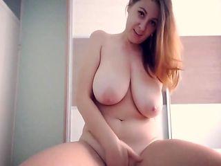 Big tits dutch step mom helps out son