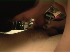 19 Year Old Gothic Blowjob