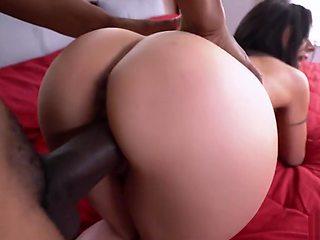 Jynx Maze enjoys monster cock sex