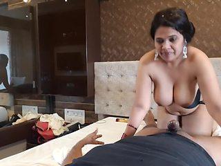 Karisma - S5 E9 - Hot Indian Wife Fucked on Honeymoon (ANAL)