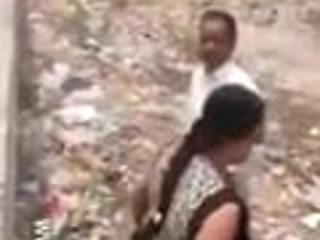 Outdoor sex, indian desi