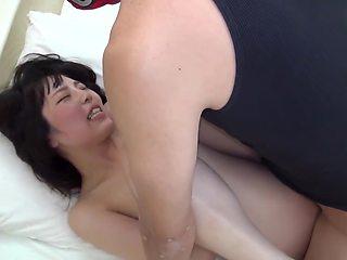 amateur Anzu 18yo defloration