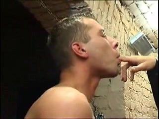 German domme with couple