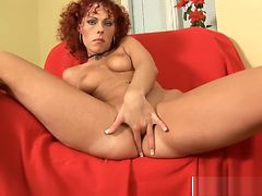 Old Step Mommy Shantie Gives Titjob Hard Her Son