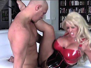 Big Tit Alura Jenson gets Fucked by Christian