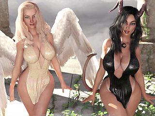 Love Season - I meet an angel and a demon (12)