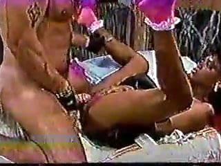 Orgy black girls in marabou mules