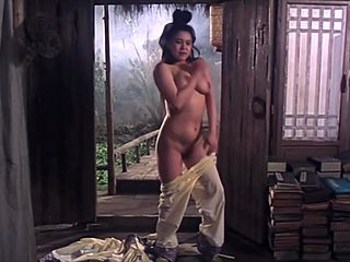 Erotic Ghost Story [1990] Nude Scene