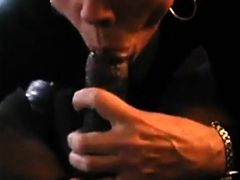 smoking mom fucking black dick at home