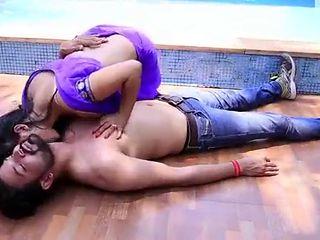Babhi got penitrate on her big Ass by her Devar-Big Ass