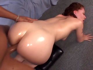 Babe With Perfect Ass Get Sexy On Pole And Freaky On Cock