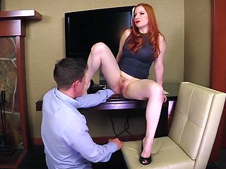 Lady Fyre- Horny Boss: The Promotion
