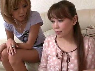 Lesbian Milf Seducing