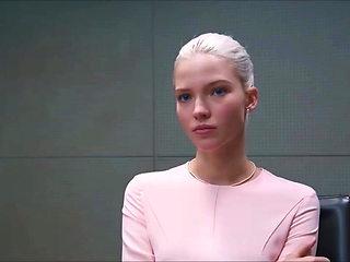 Russian Models Suck - Krystal Boyd and Sasha Luss