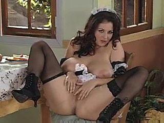 Lorna Morgan as French Maid