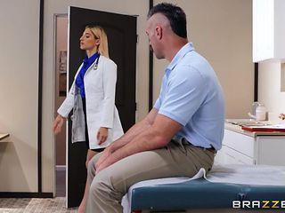 i need to examine your dick!