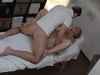 Hot Teen Girl Seduced during Massage