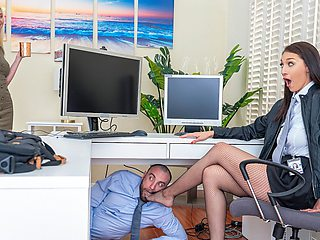 Bella Rolland in Turning Her Off And On Again - SneakySex