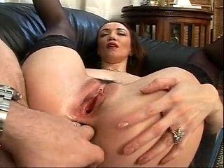 Extreme vintage anal