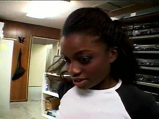 Monique - Black Porn Star