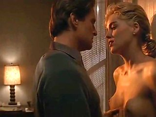 Sharon stone sex scene and ass (from basic instint)