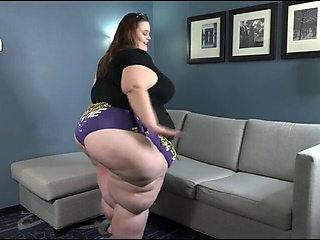 Beautiful big woman