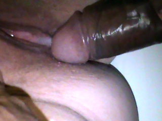 First Time A BLACK Guy Fucks Me When My Pussy Was Fertile