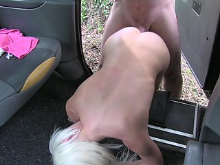 first time fucked in a car and jizzed on ass