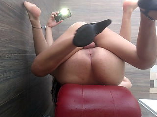 Latina hotwife cheating and getting fucked in missionary