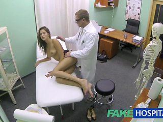 Fabulous pornstar in Crazy Reality, Voyeur sex scene