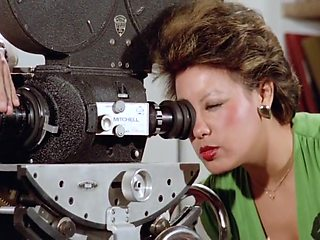 Leslie Bovee, John Holmes and Annette Haven in Fantastic Orgy (1977)