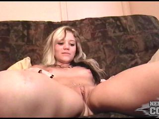 neverbeforeseen Steph First Time Casting Couch Audition Tape - NebraskaCoeds