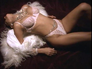 Shae Marks and Tanya Beyer and Wendy Hamilton in lingerie