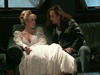 Four Weddings And A Honeymoon (1995) - Kaitlyn Ashley, Melissa Hill And Jordan Lee
