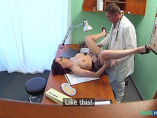 Exotic pornstar in Crazy Big Tits, Medical adult scene