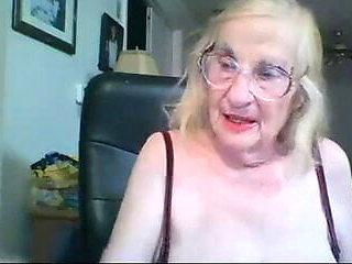 old granny 80