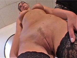 Shy Milf Got Naked For The First Time In Front Of A Camera
