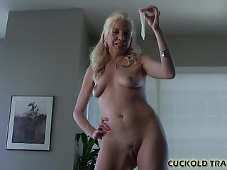 I want to play an evil little cuckold game with you