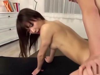 Hottest Japanese prostitute In mad twink bangs JAV Scene