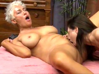 Her First Cougar #8
