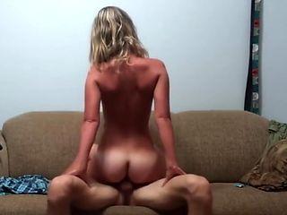 Cheating whore sucking and fucking big hard dick