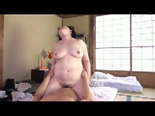 Japonese mother needs a hard cock the return