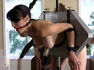 Natalie Minx Spanking Display